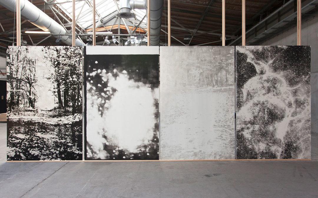installation view art berlin contemporary 2015, Station Berlin