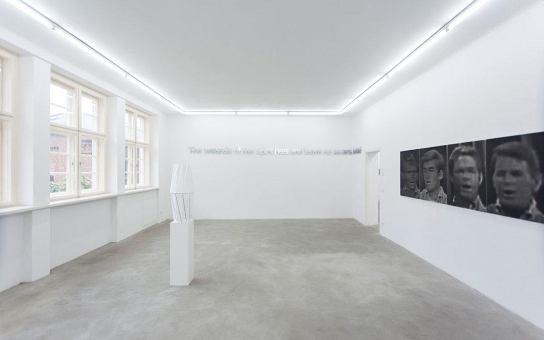 installation view Eigen+Art Lab Berlin 2014
